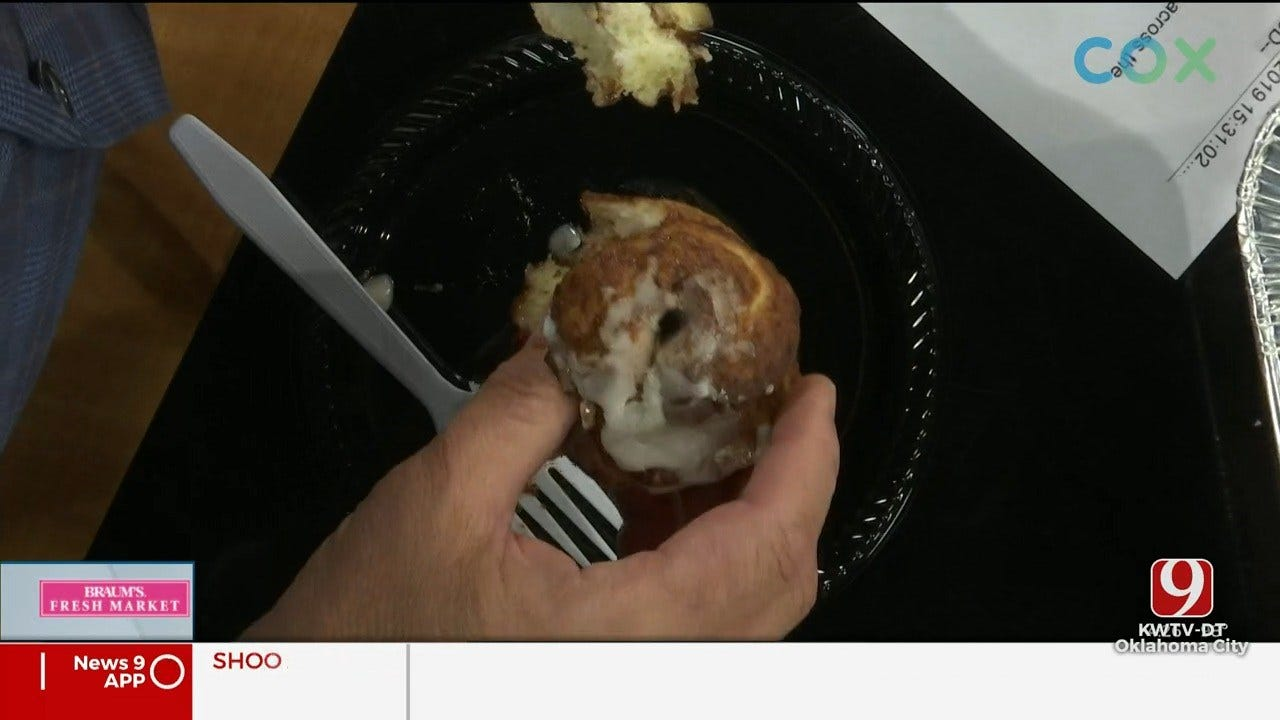The Midway Cinnamon Rolls
