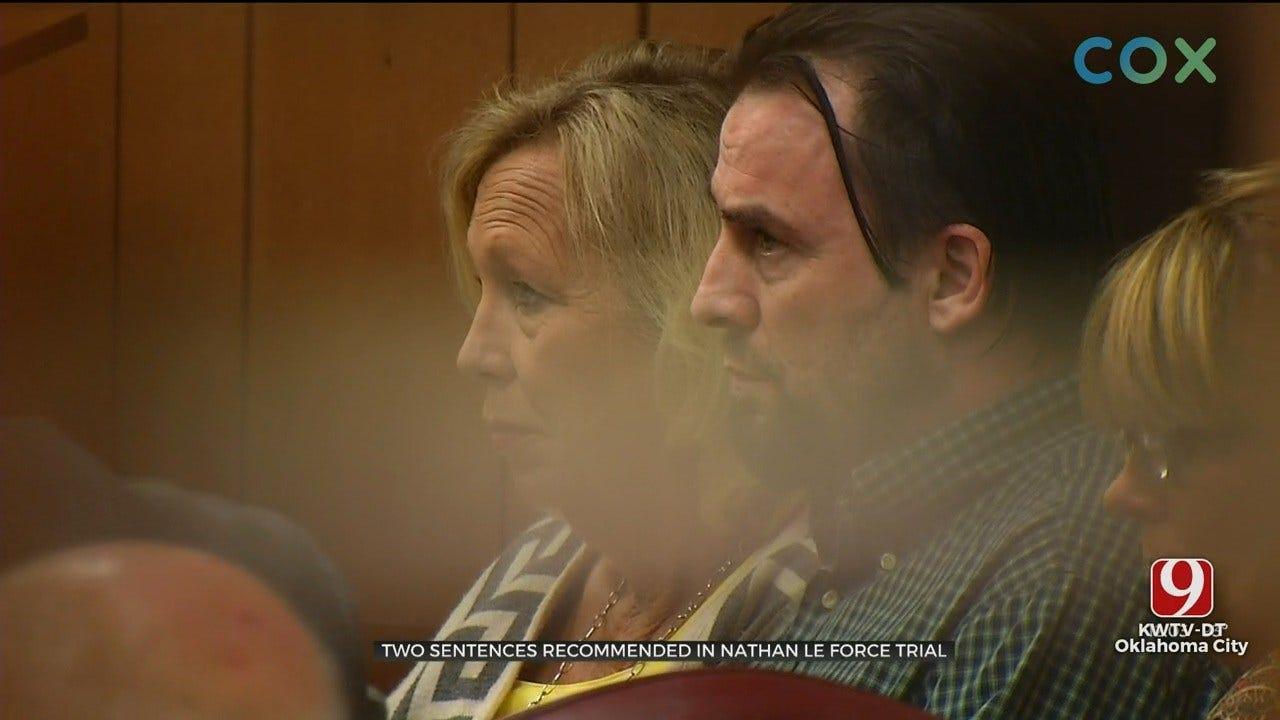 Sentencing Begins For Man Convicted Of Killing Logan County Deputy