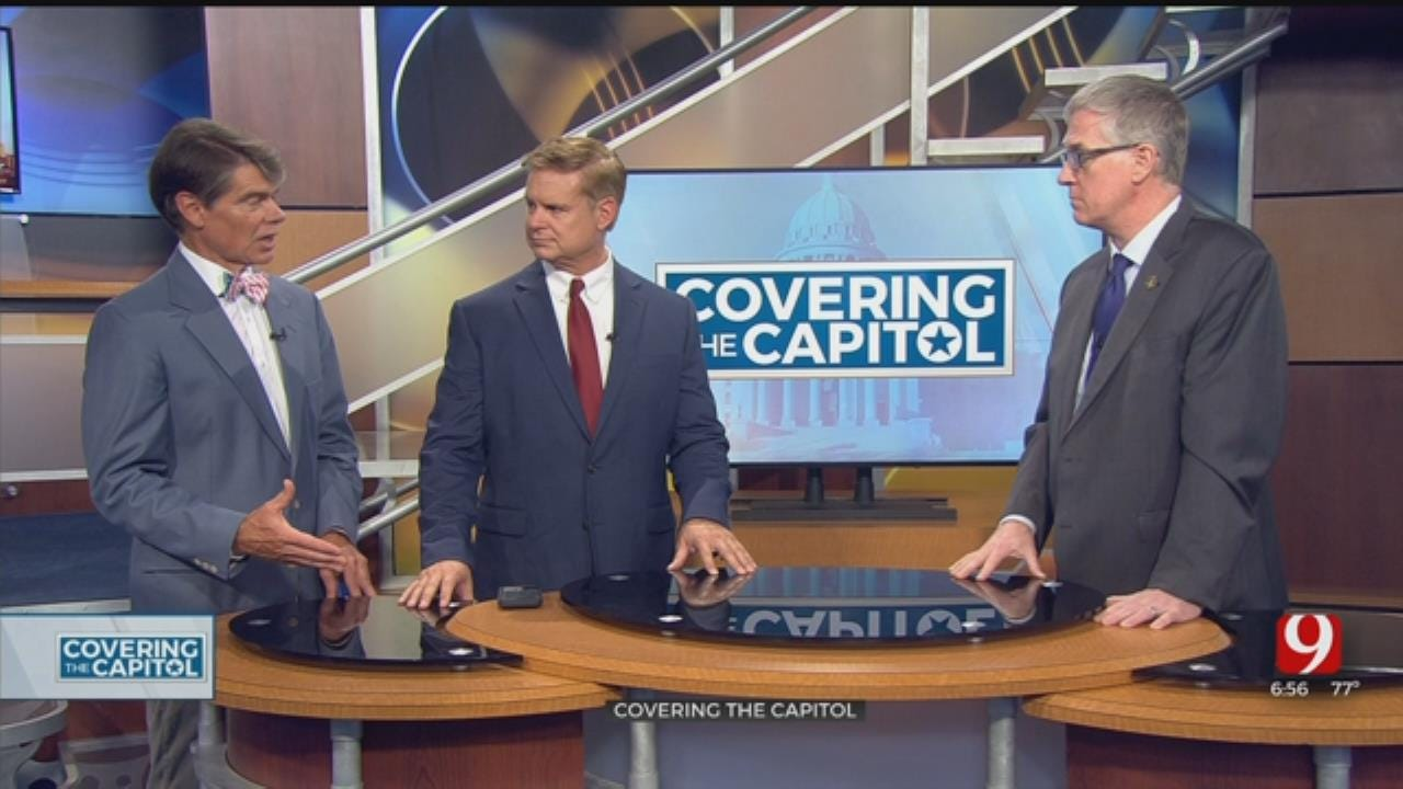 Covering The Capitol: Gaming Compact Negotiations