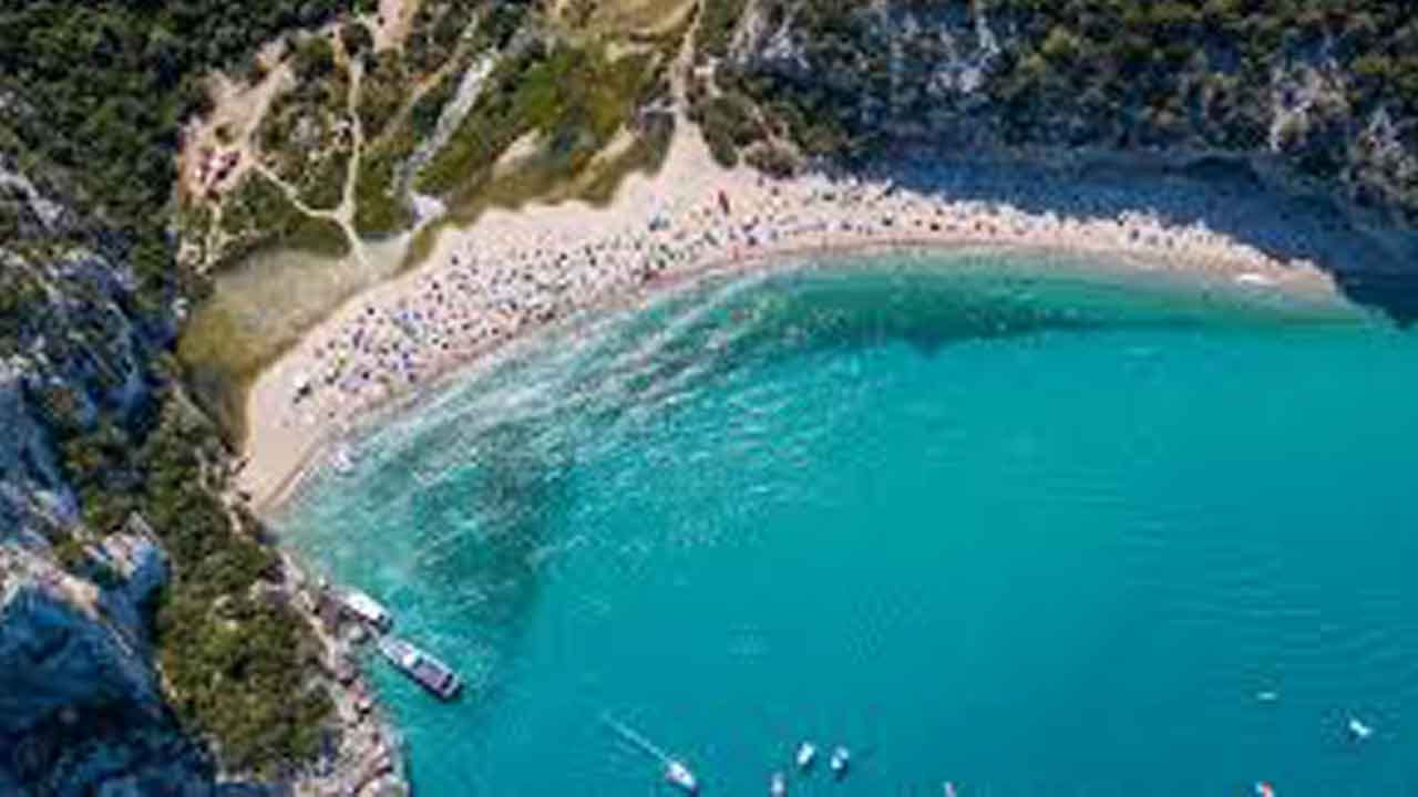 French Couple Faces Prison Time For Taking 90 Pounds Of Sand From Sardinia