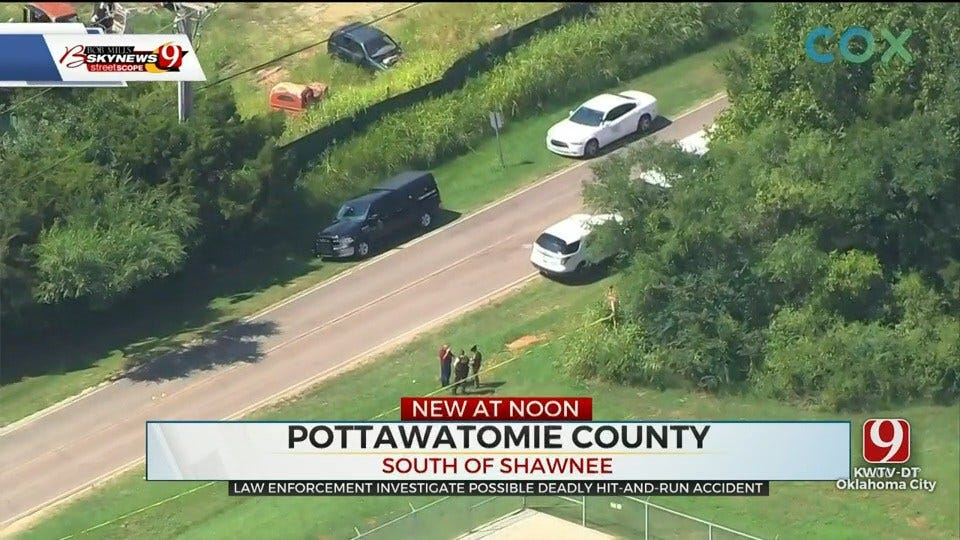 Police Investigate After Body Found In Pottawatomie County