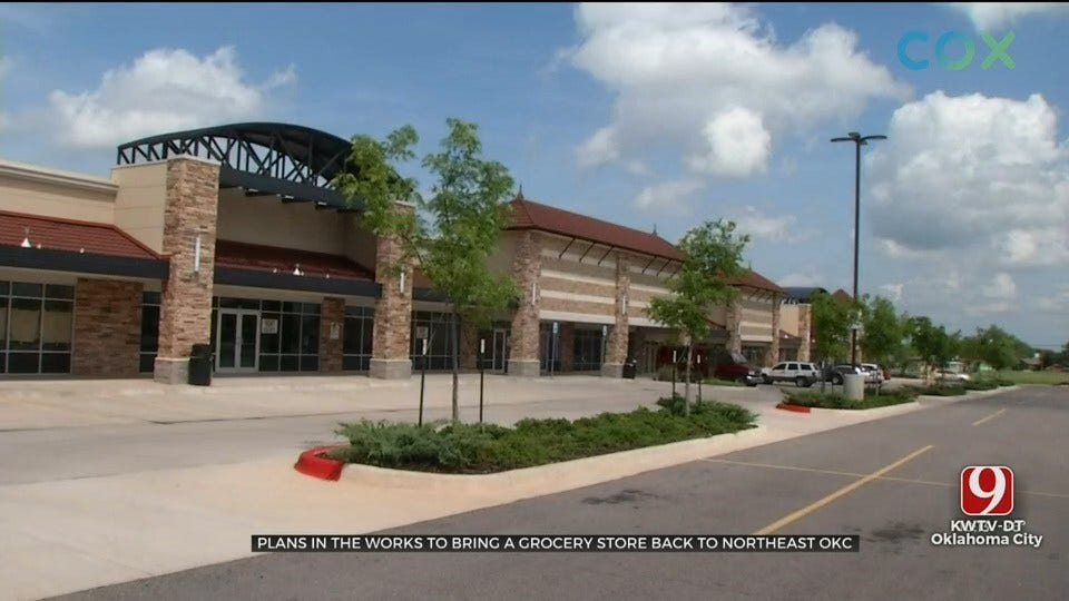 Plans In The Works To Bring A Grocery Store Back To Northeast Oklahoma City