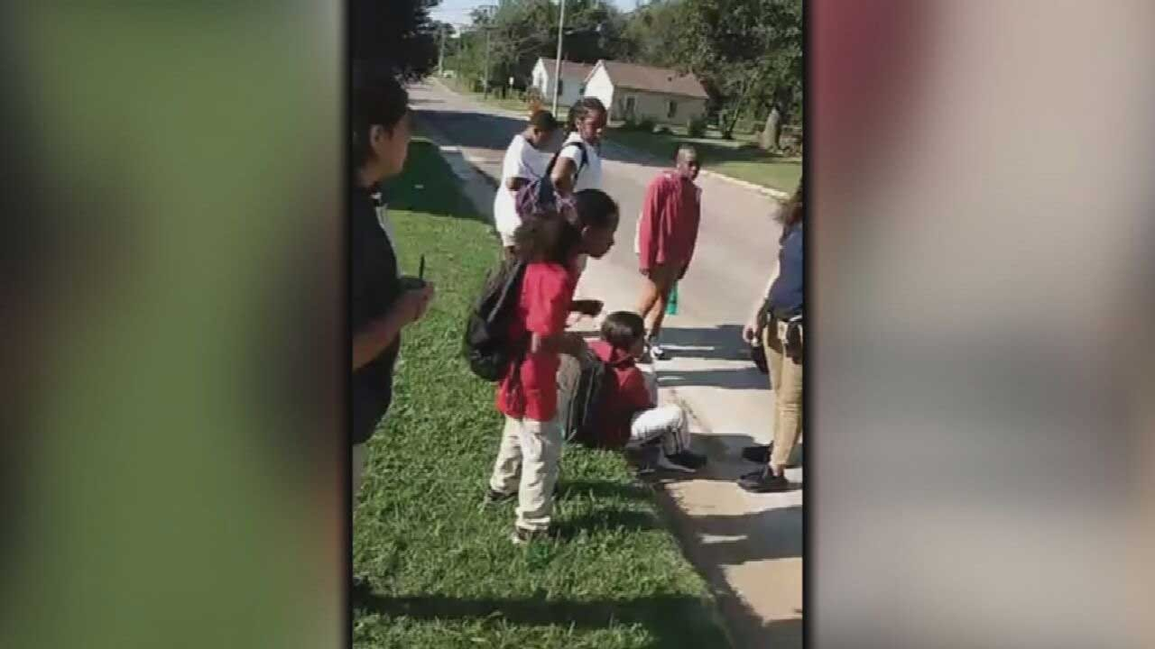 OKCPS Students Wait Over 2 Hours For School Bus