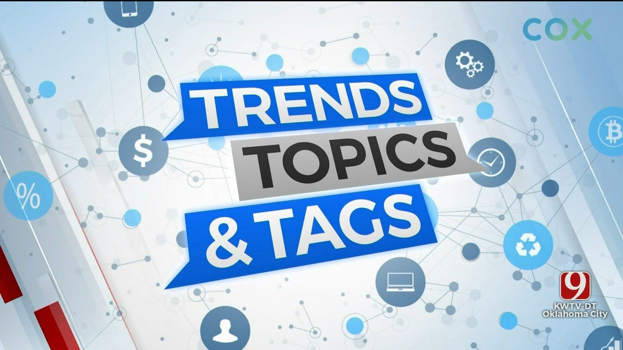 Trends, Topics & Tags: Trademark 'The'