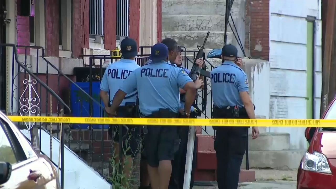 Gunman Wounds At Least 6 Philadelphia Police Officers