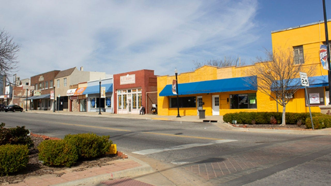 9 Sites In Okla. Added To National Register Of Historic Places