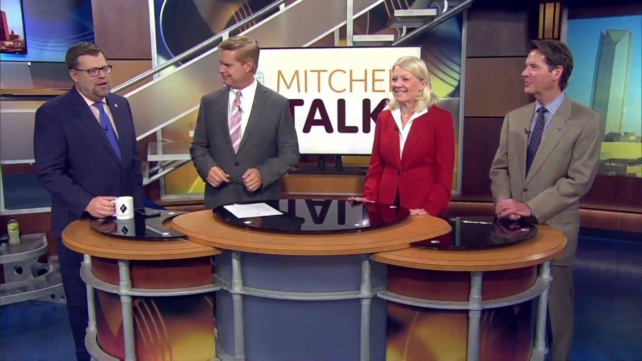 Mitchell Talks: OCU Offering A Course For Future Politicians