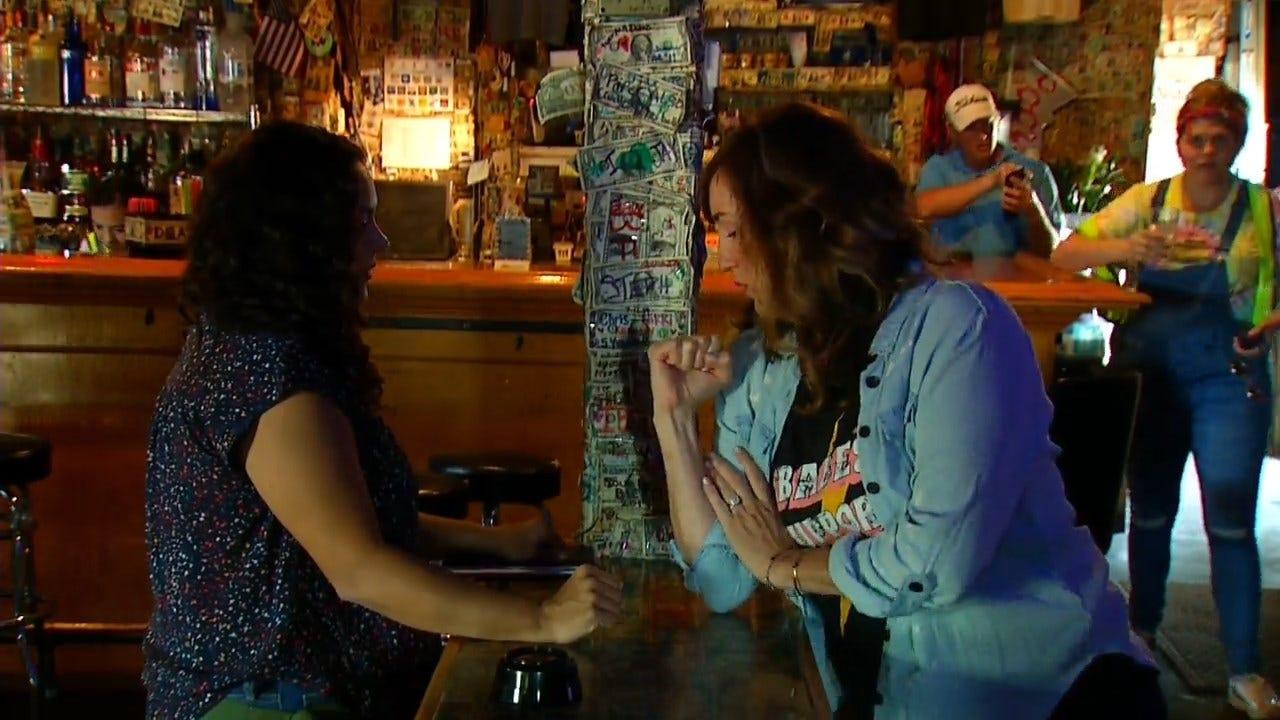 'Golden Arm' Movie Scene Set To Be Filmed In Popular OKC Dive Bar