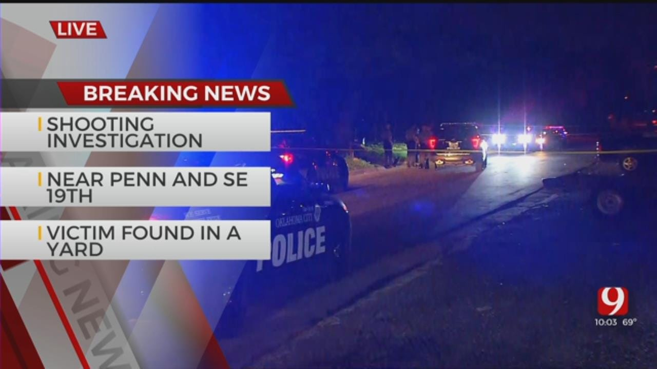 Police Investigating After 1 Person Shot In SW OKC