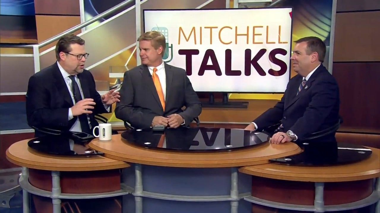 Mitchell Talks: Modernizing Oklahoma's Outdated Computer Systems