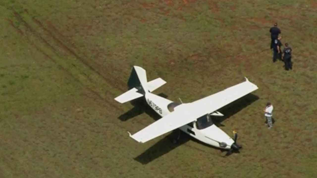 Crews Respond To Aircraft Incident In NW OKC