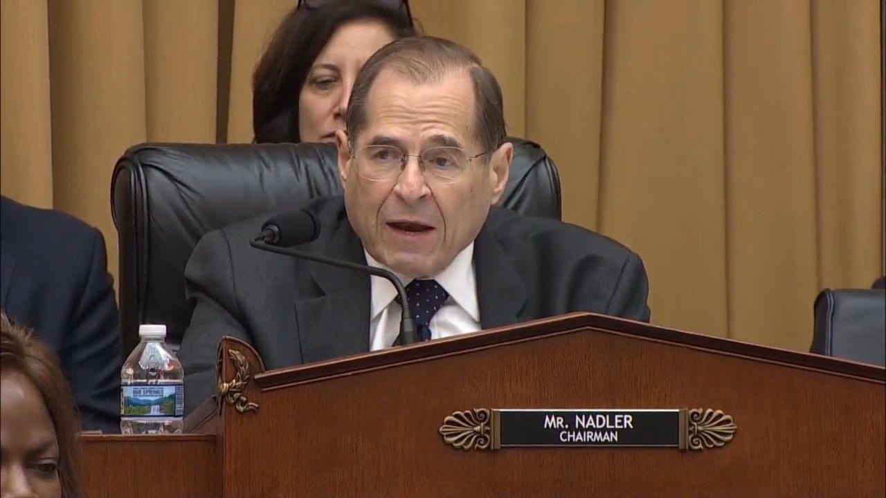 House Judiciary Committee Plans Contempt Hearing For Barr