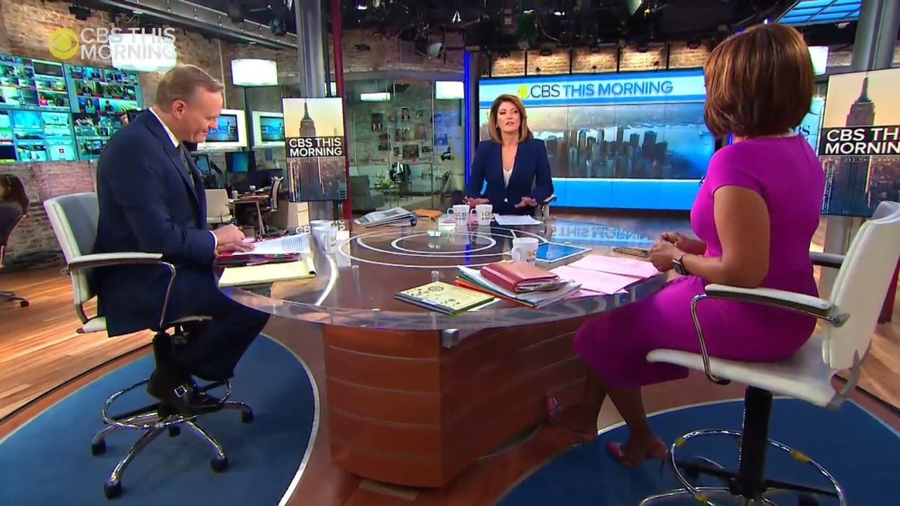 CBS News Announces Anchor Changes At 'CBS This Morning', 'CBS Evening News'
