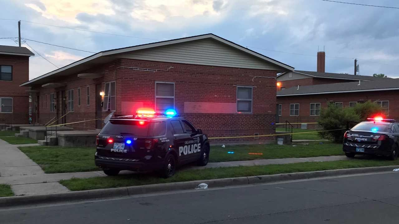 Police Investigate Stabbing In SW OKC