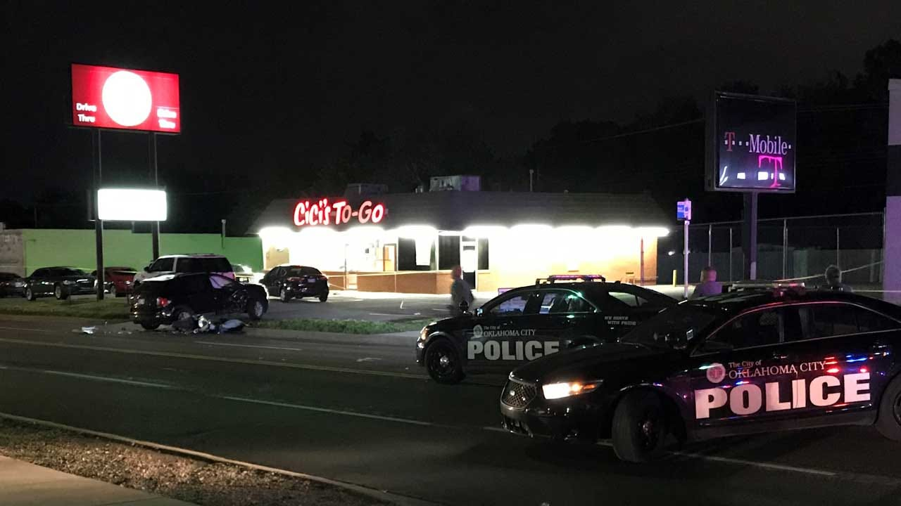 19-Year-Old Dies In Accident Involving Motorcycle In SW OKC