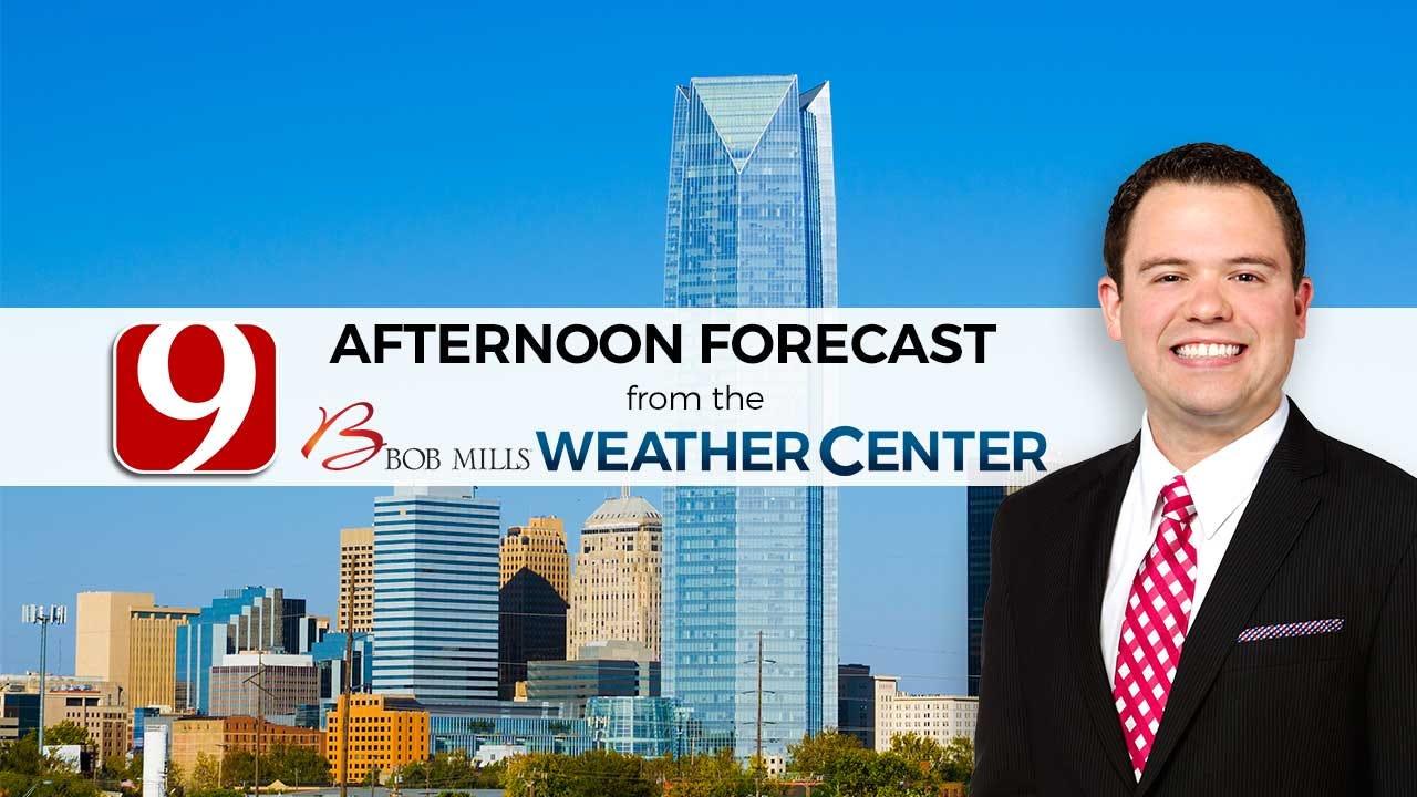 Saturday Forecast With Matt Mahler