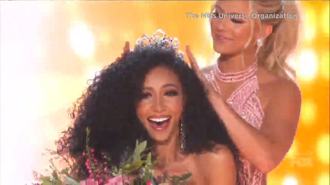 Newest Miss USA Is North Carolina Lawyer Cheslie Kryst
