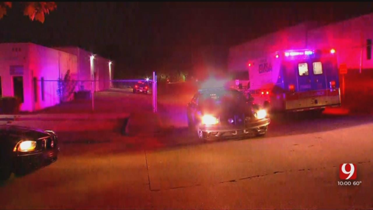 OHP Investigating After Chase Ends In NW OKC