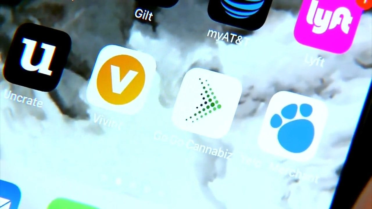 New App Created To Help Oklahoma Medical Marijuana Businesses