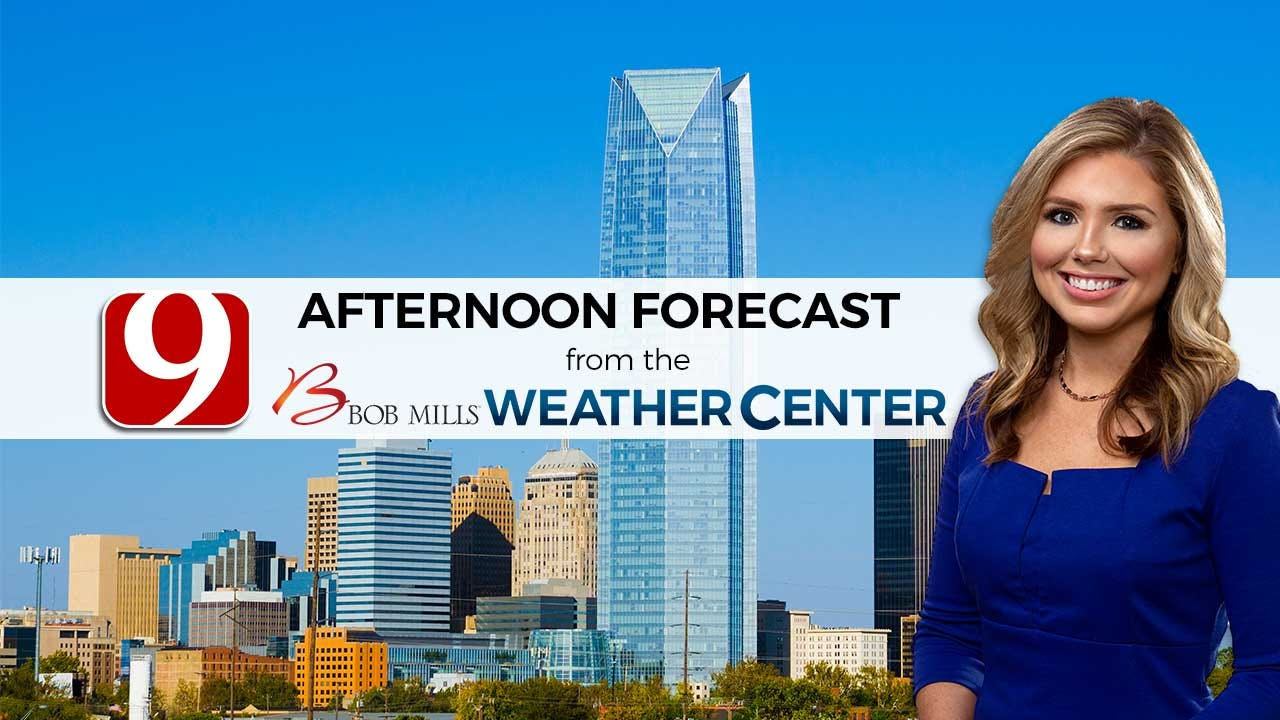 Thursday Afternoon Forecast