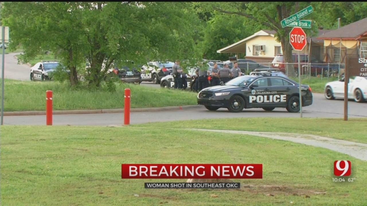 Multiple Suspects In Custody After 1 Person Shot In SE Oklahoma City