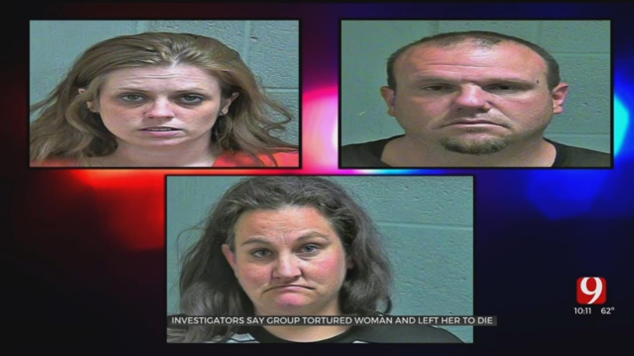 Woman Allegedly Kidnapped, Tortured In Oklahoma County