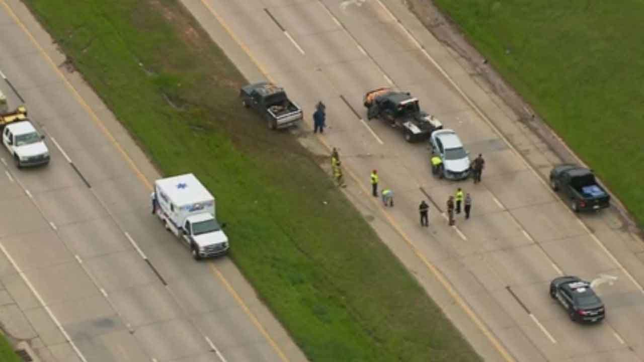 Crews Respond To Injury Accident On I-240