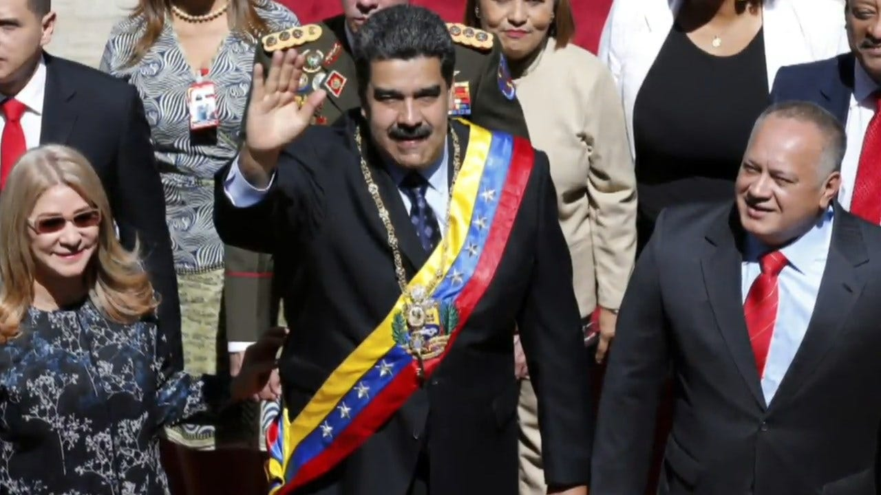 Russia Accuses US Of 'Fake' News On Venezuela; What's In It For Putin?