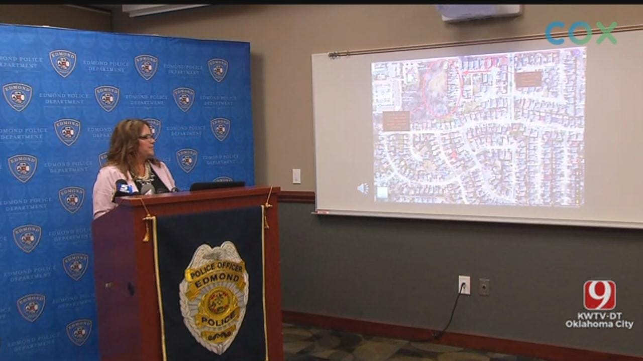 WATCH: Full News Conference On Edmond Teen Shot, Killed By Officers