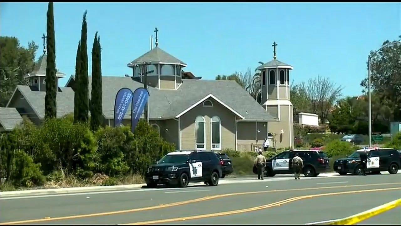 Woman Killed, 3 Injured In Shooting At California Synagogue
