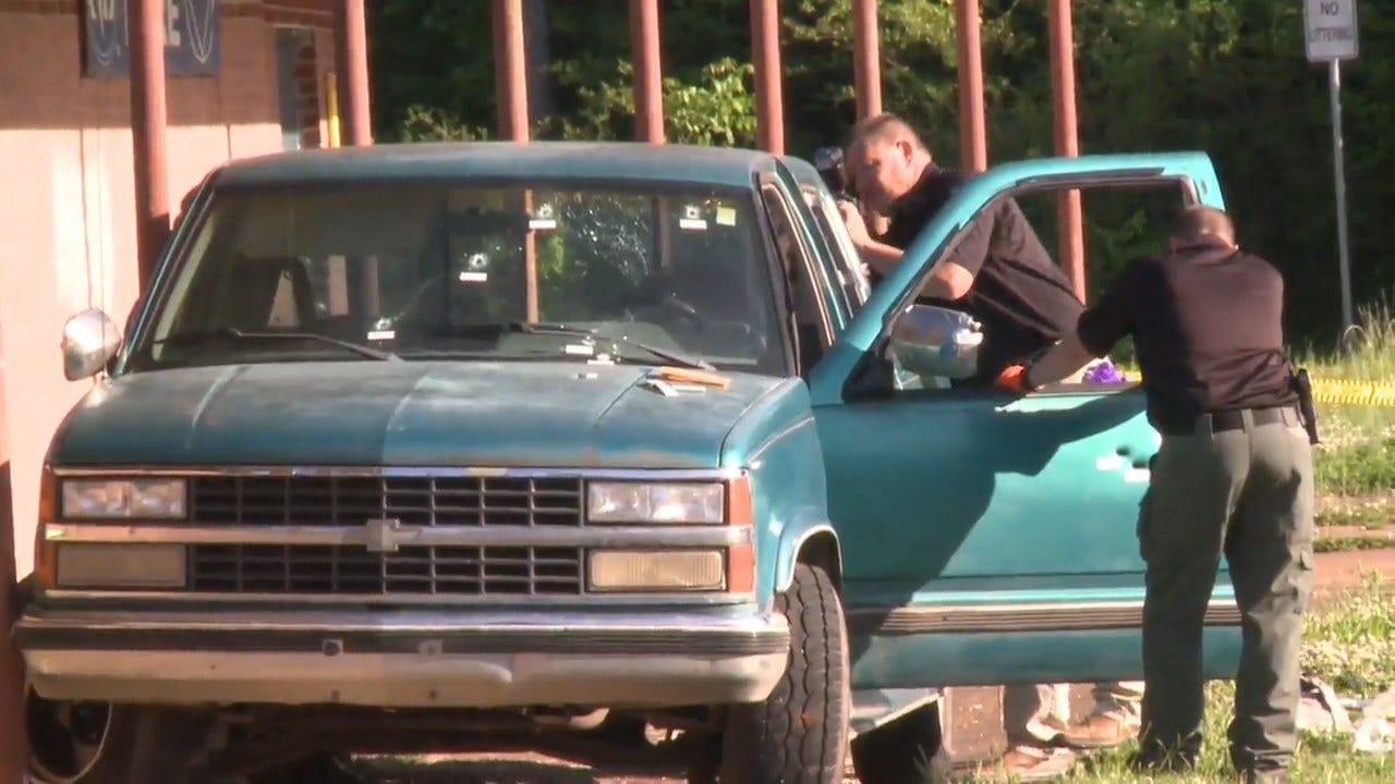 OSBI Agents Investigate Officer-Involved Shooting That Injured 3 Children In Hugo