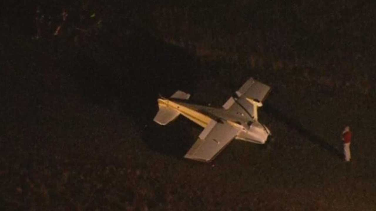 OHP: Private Plane Crashes In Lincoln County