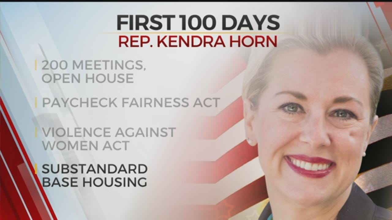 Rep. Kendra Horn On First 100 Days In Congress