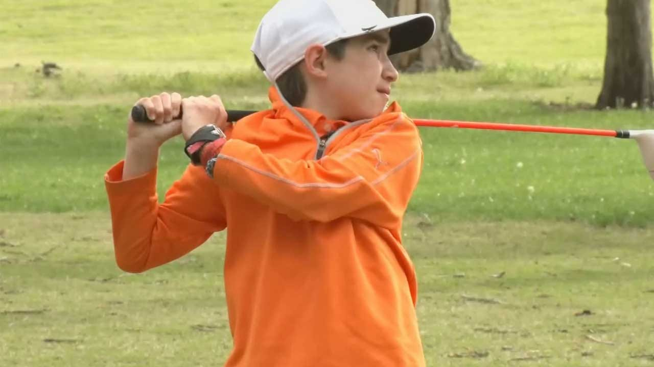 PGA Documentary Features Oklahoma Junior Golfer After Second Heart Transplant