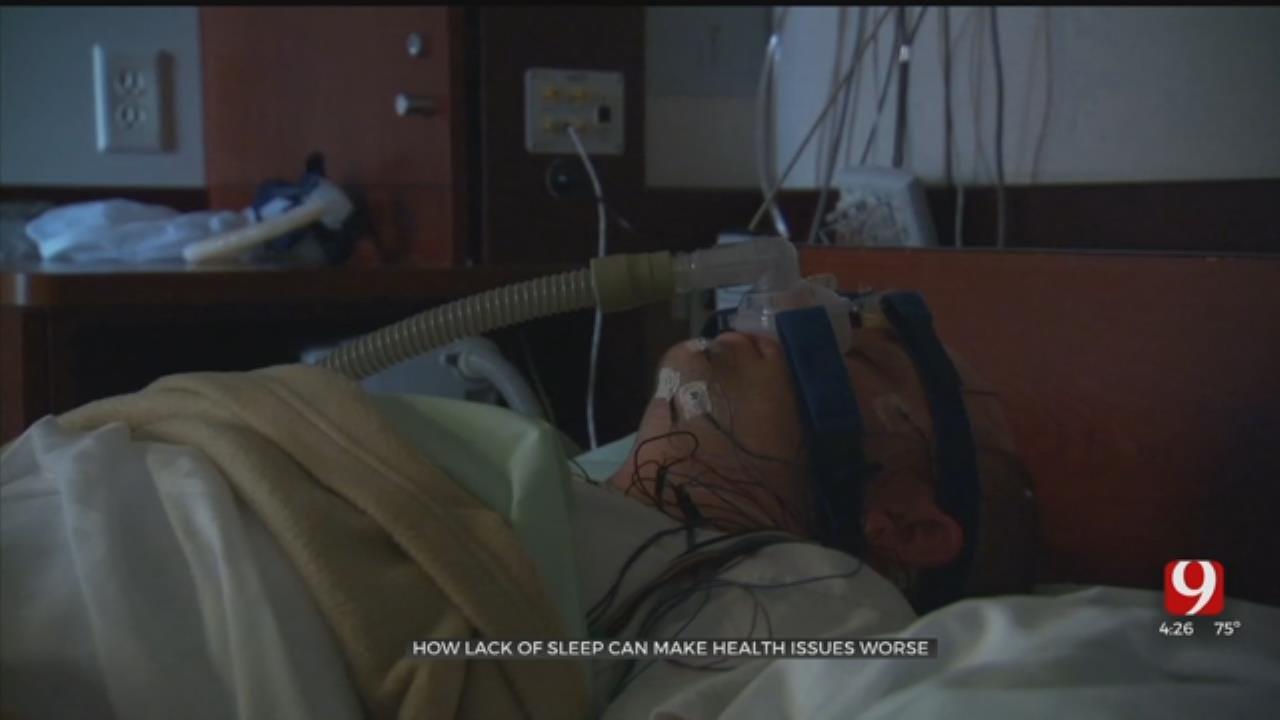 Medical Minute: Sleep & Health Issues
