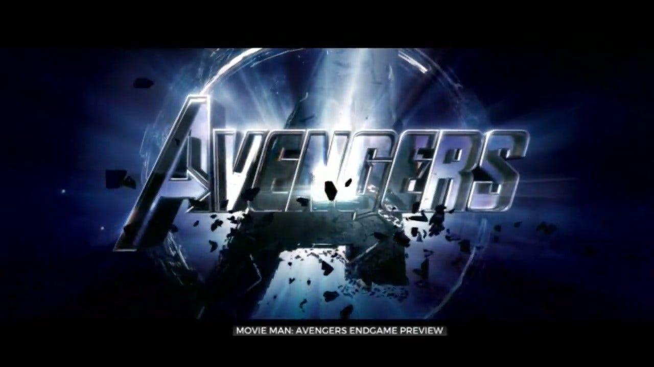 Dino's Movie Moment: Avengers: Endgame