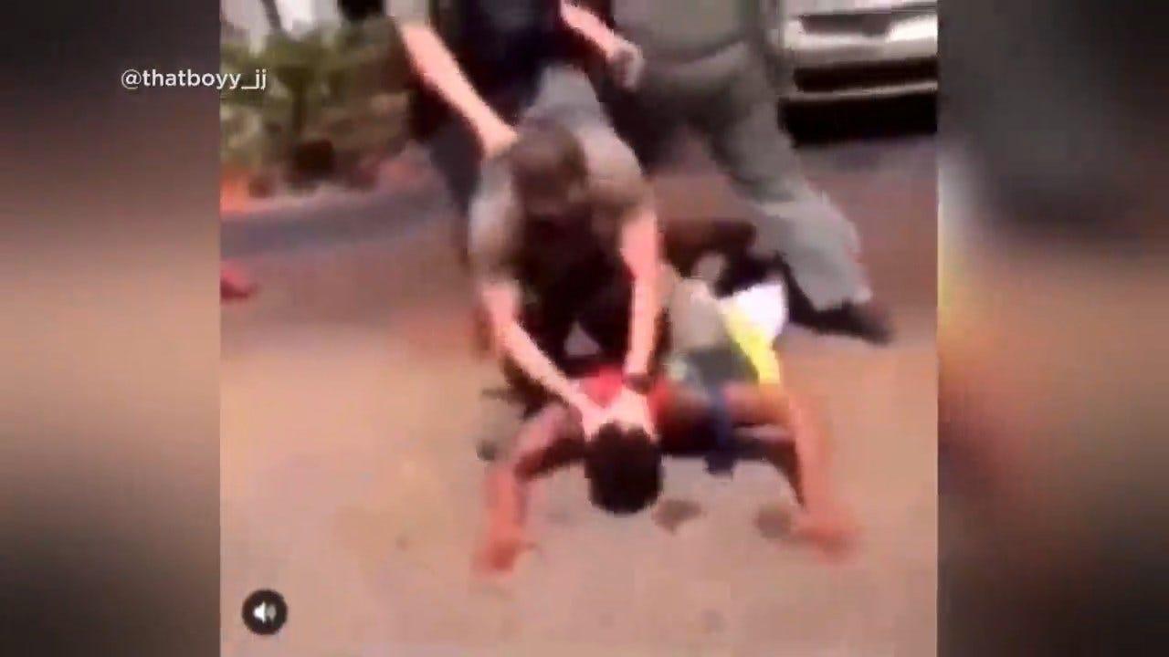 Deputies Who Broke Black Teen's Nose In Violent Arrest Could Face Prosecution