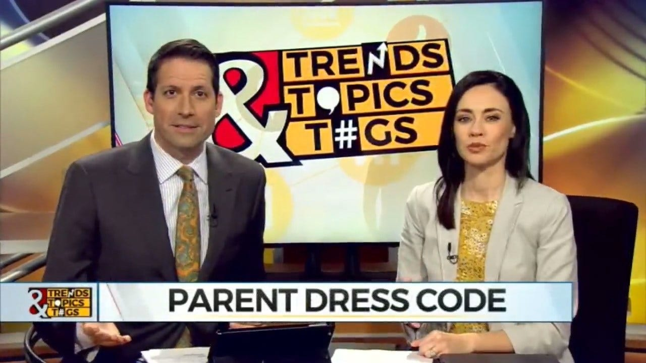 Trends, Topics & Tags: Principal Issues Dress Code For Parents