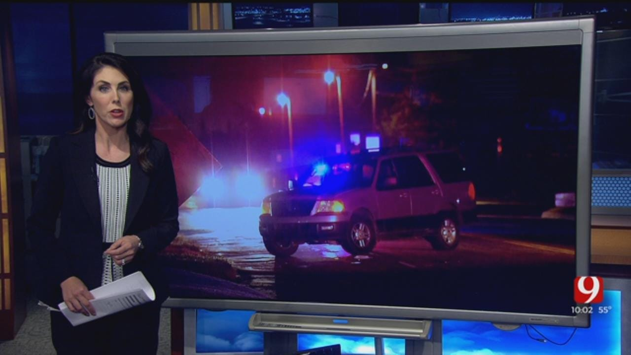 Emergency Crews Respond To Auto-Pedestrian Crash In NW OKC