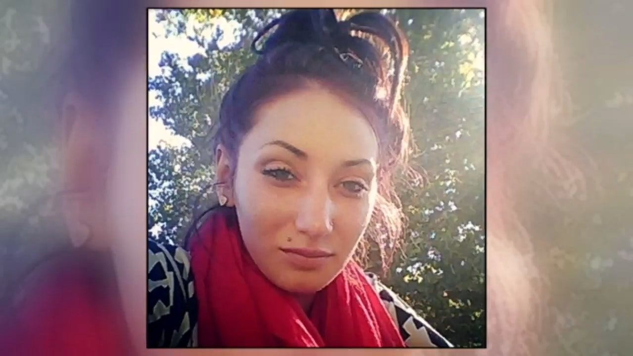 Vigil Marks 1 Year Since Norman Woman's Brutal Murder