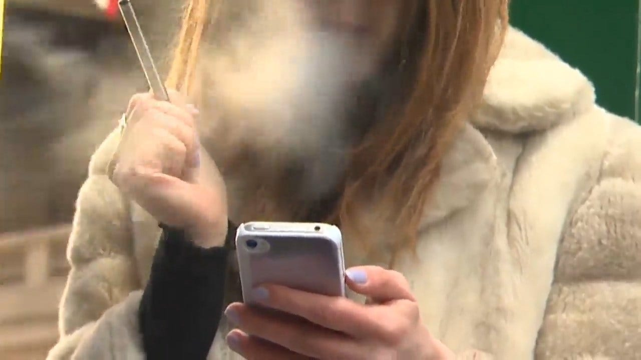 New Study Shows Teens Don't Know How Addictive Vaping Can Be