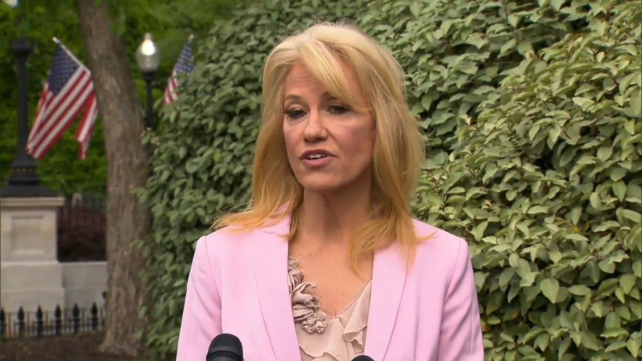 Kellyanne Conway On President Trump's Meeting With Twitter Founder