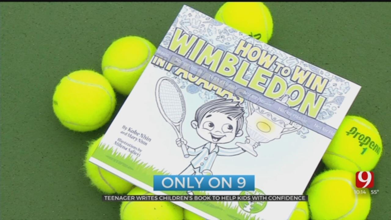 Edmond Teen Writes Motivational Book For Children