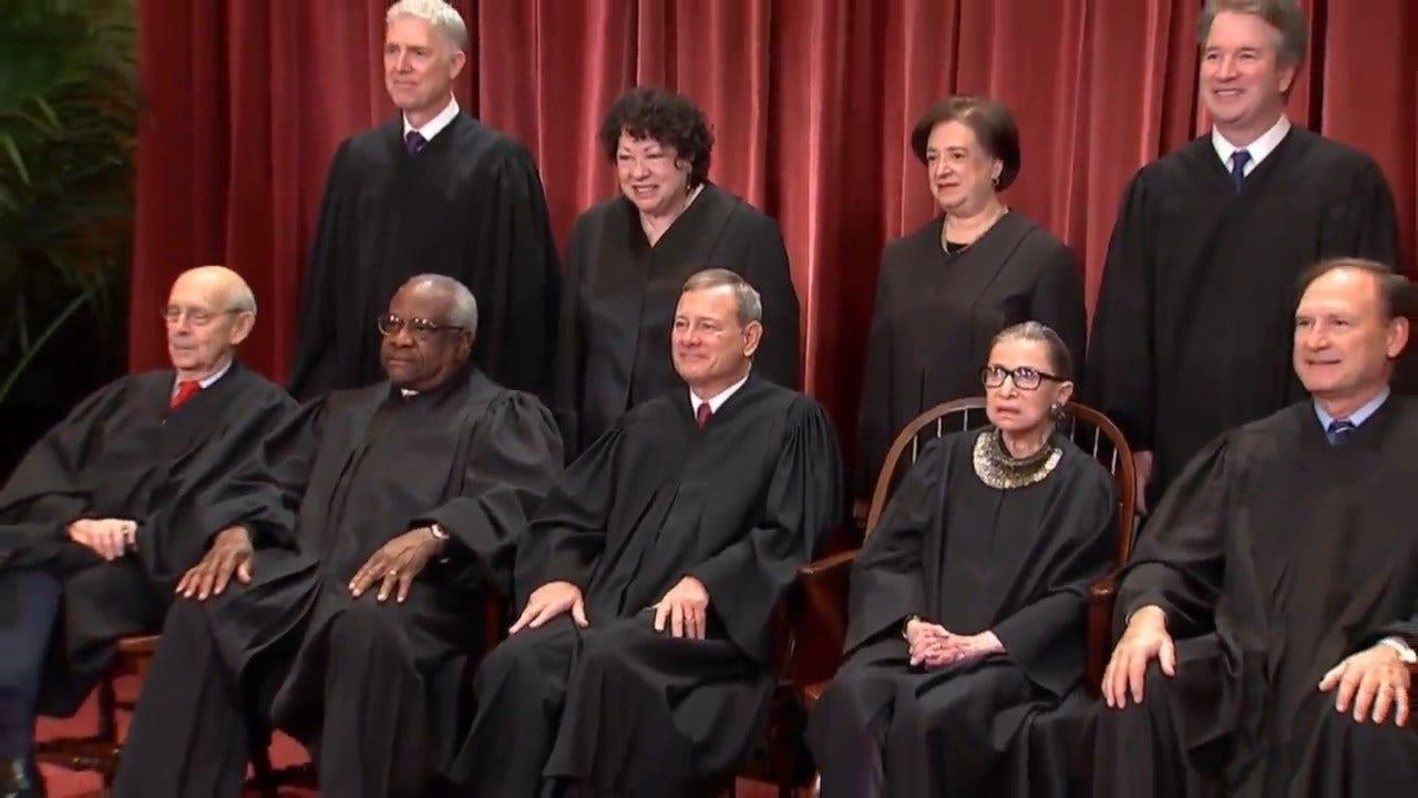 Supreme Court Hears Arguments On 2020 Census Citizenship Question
