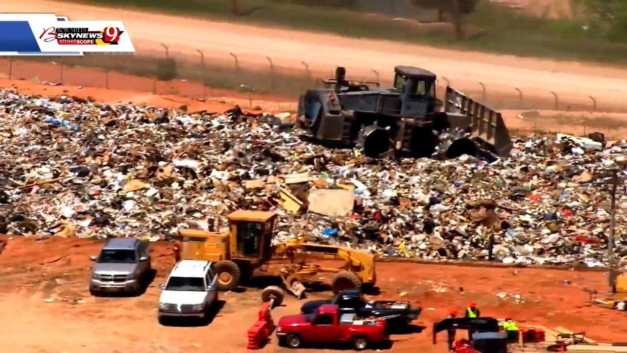 Oklahoma City To Offer Free Landfill Day To Customers