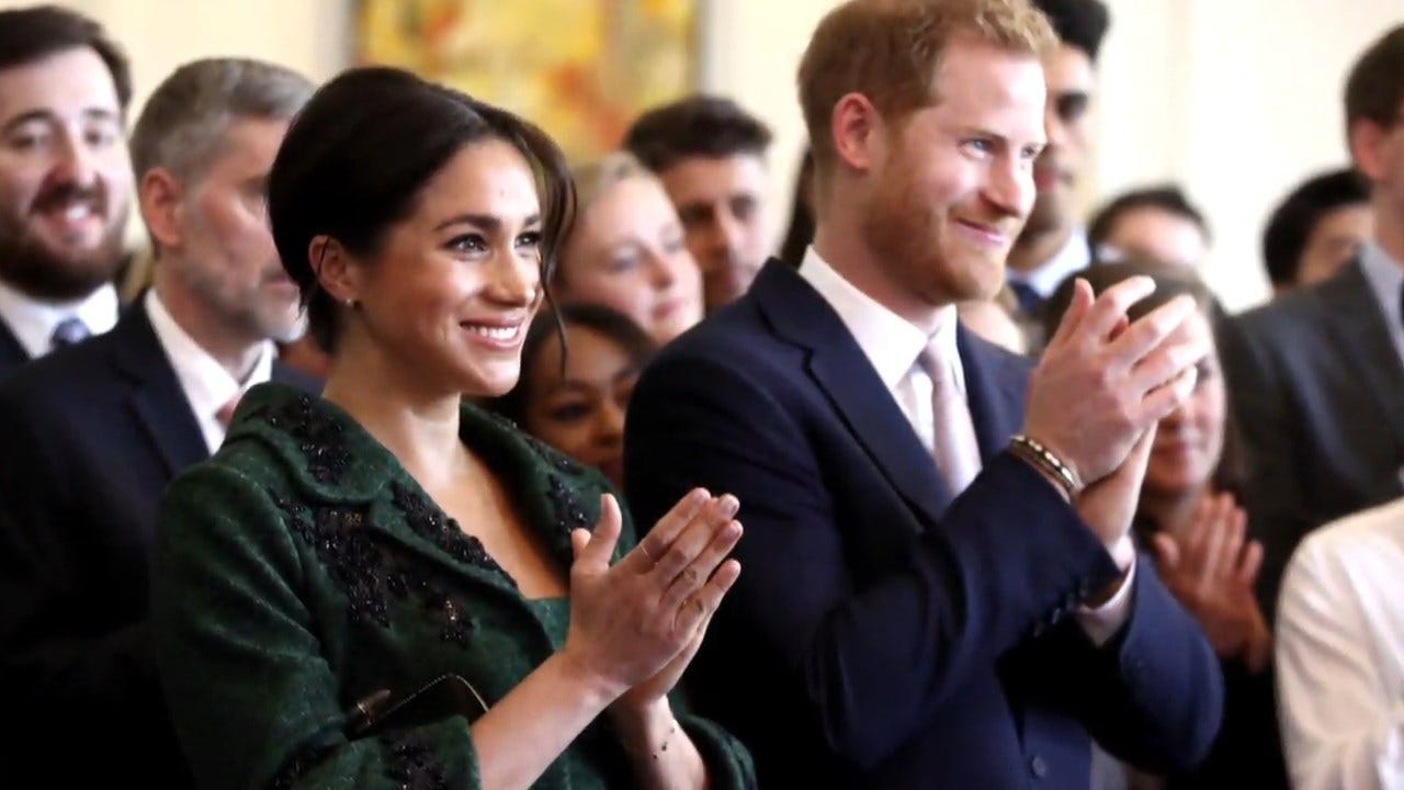 Prince Harry, Meghan Markle Reportedly Considering Move To Africa
