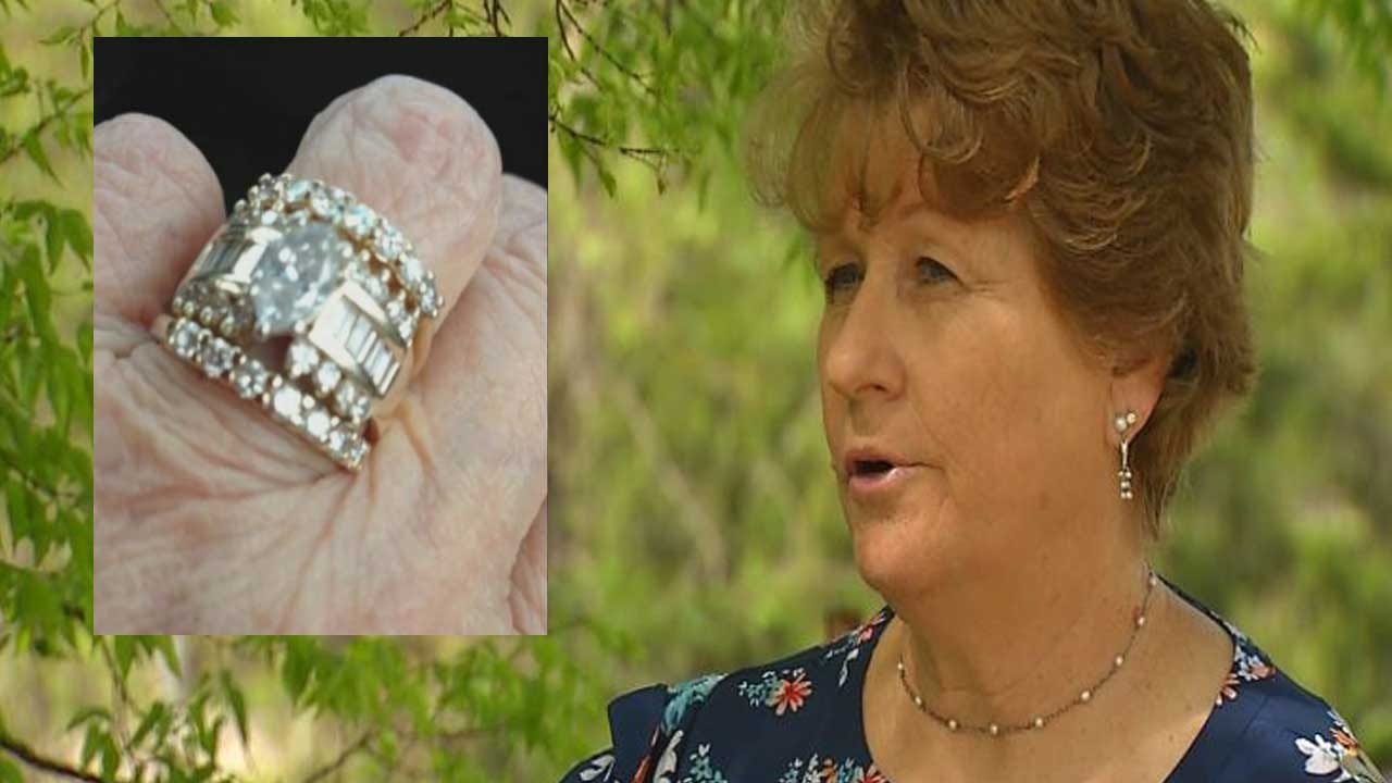 Oklahoma City Woman Going To Court For Deceased Mother's Stolen Wedding Ring