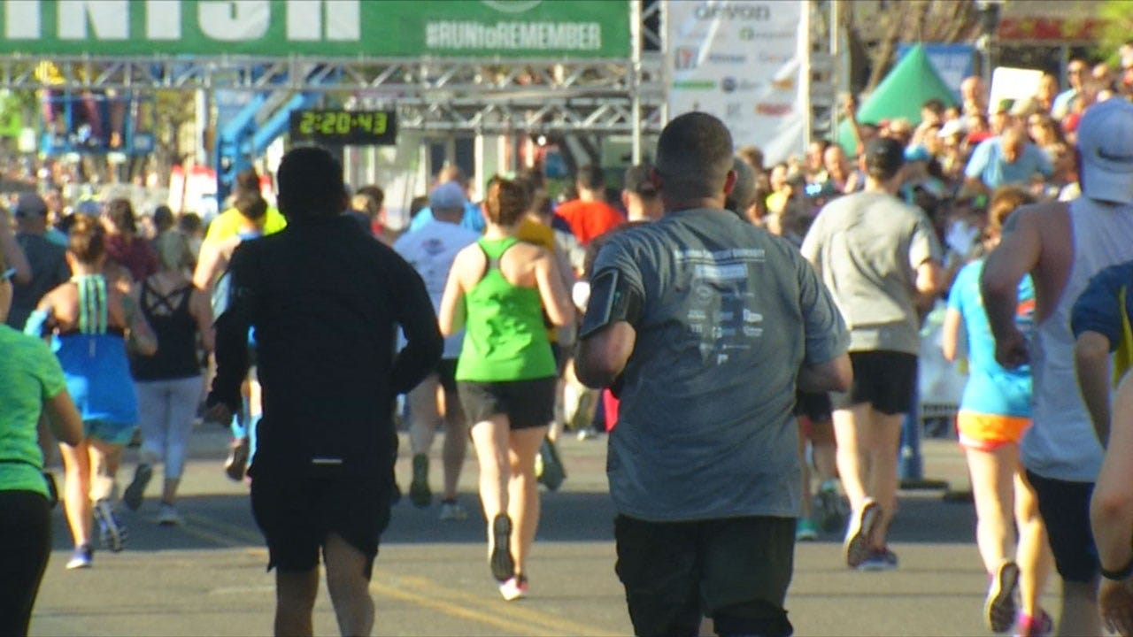 Thousands Expected For Annual 'Run To Remember Memorial Marathon'