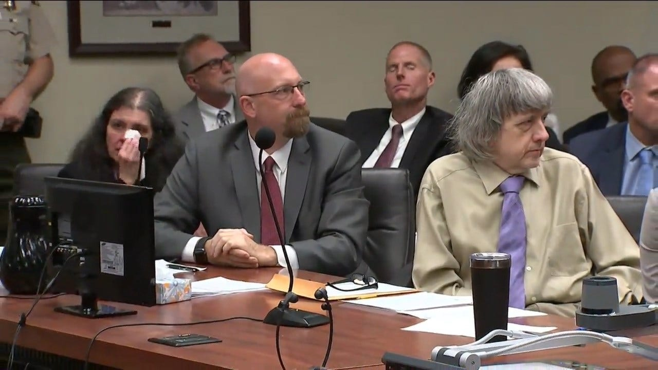 Parents Who Tortured Children Get Life Sentences After Hearing Victims