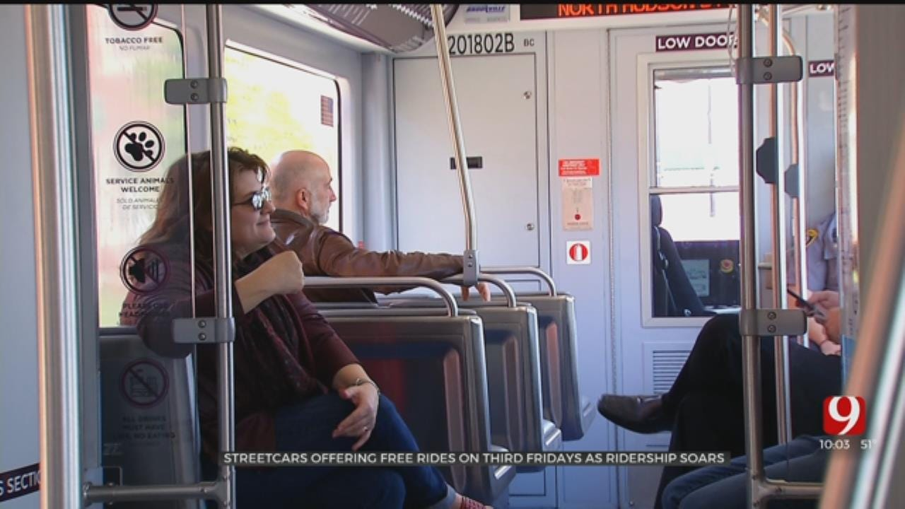 Streetcars Offering Free Rides On Every 3rd Friday As Ridership Soars